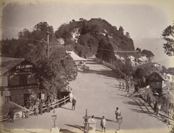 Band Stand, Darjeeling